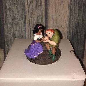Disney sketchbook hunchback ornament